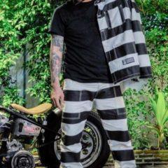 pantalon prisonnier-prisoner pants