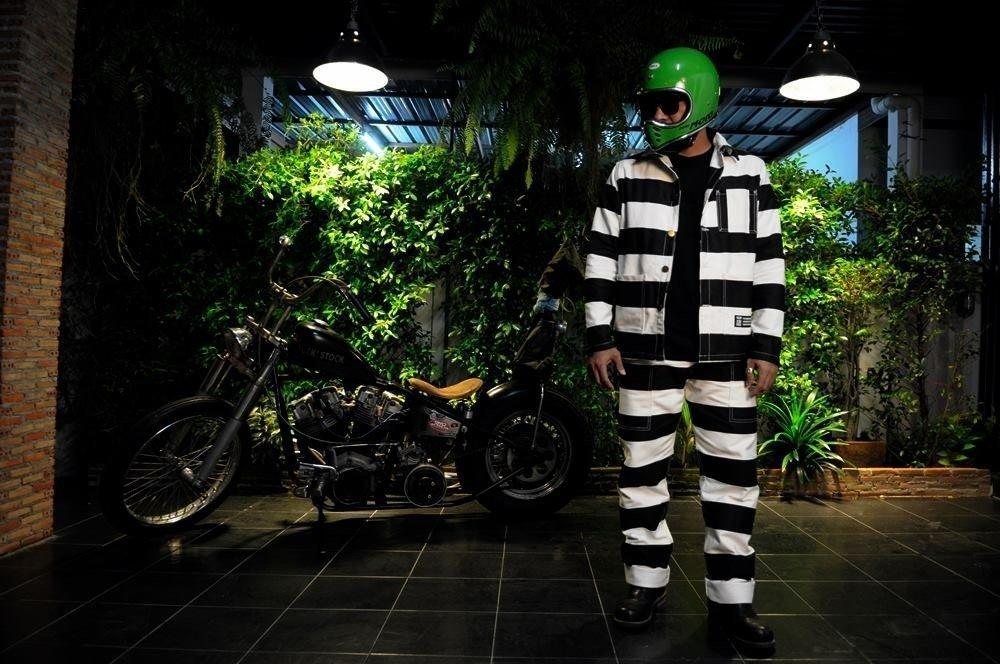 Prisoner Pant 20 Oz canvas
