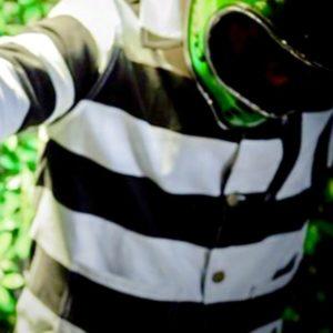 veste prisonnier-vintage