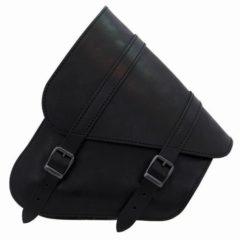 Black Leather framebag Sportster
