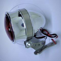 Feux Stop vintage «Hollister»Aluminium