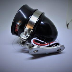 feu-rouge-plaque-immatriculation-biker-harley-chopper-custom
