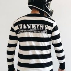 prisoner-Tshirt-striped-black-and-white