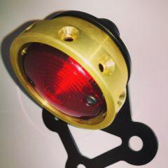 Feu Stop Laiton «COMETE» Led 12 volts