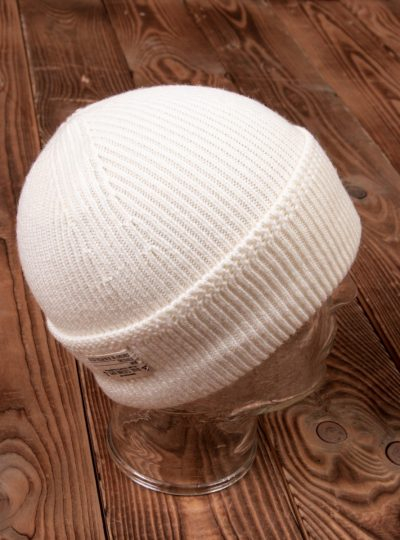 Bonnet-blanc-us-nay-usn-Pike-brothers-marin-américain-pure-laine