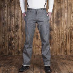 Pantalon Prisonnier rayé 1942 Hickory 12oz