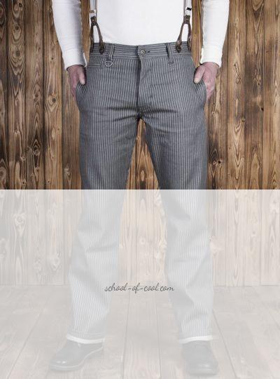pantalon-rayé-prisonnier-fin-biker-denim-12oz-front