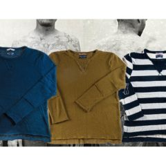 Tricot-bagnard- HoldFast-manches longues-couleurs