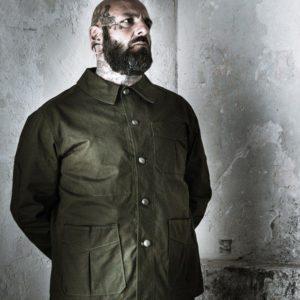 veste-militaire-vintage-1946-le deserteur-kaki