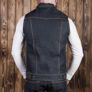 Gilet-jeans-denim-1963-Roamer-Vest-11oz-pike-brother-metal-dos