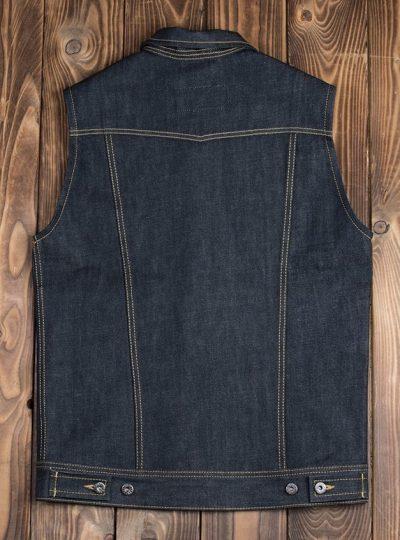 Gilet-jeans-denim-1963-Roamer-Vest-11oz-pike-brother-metal-plat