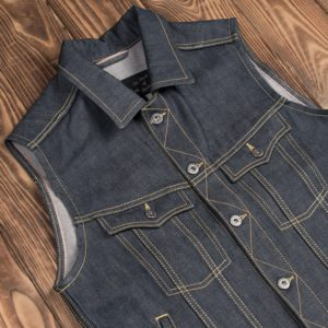 Gilet-jeans-denim-1963-Roamer-Vest-11oz-pike-brother-metal-coutures