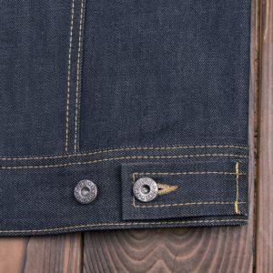 Gilet-jeans-denim-1963-Roamer-Vest-11oz-pike-brother-metal-details-boutons