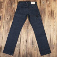Miner Pant-Kurabo denim-1908 Pike brothers-Jeans-19oz