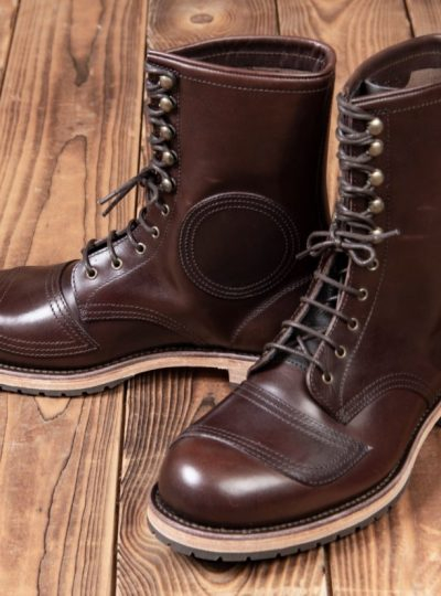 Pike Brothers-1966 boots-brown