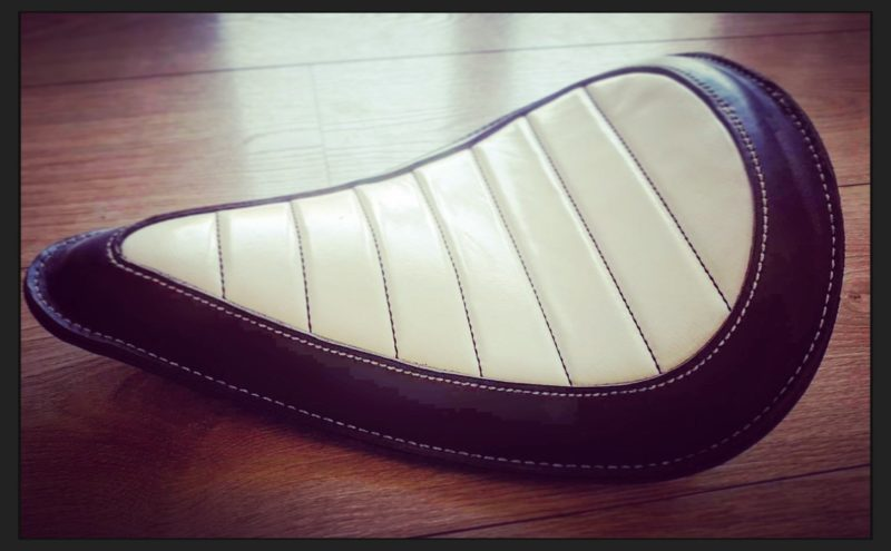 Selle Cuir Hold Fast Japan Style