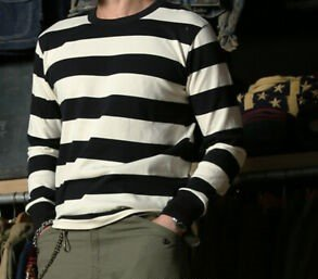 pullover-striped-bagnard-motorcycle
