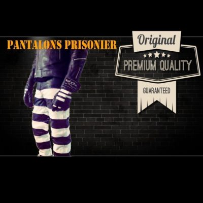 Pantalons Prisonniers School of Cool