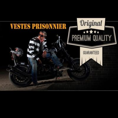Vestes Prisonniers Hold Fast Japan Style