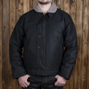 1944-N1-DeckJacket-Pike-Brothers-waxed-navy-front