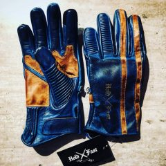 Gants-bleu-moto-cuir